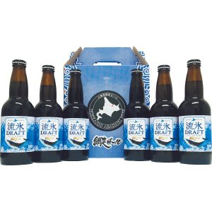 WEB限定 網走ビール 流氷ドラフト 発泡酒6本セット || 酒 アルコール お酒 食品 ギフト 贈...