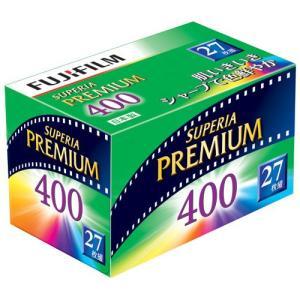 フジ SUPERIA PREMIUM (スペリアプレミアム) 400 27EX 単品 27枚撮
