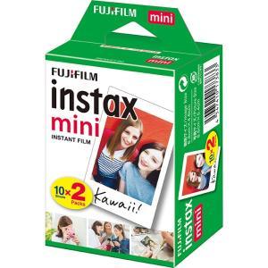 チェキ用フイルム instax mini インスタックスミニ 20枚入り 富士フイルム(10枚入り×2)