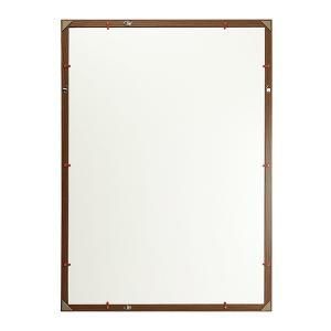 木製ポスターフレーム Vポスター額 B2 ナチュラル/ブラウン 木製ポスターフレーム 送料無料 同梱不可|y-sharaku|05