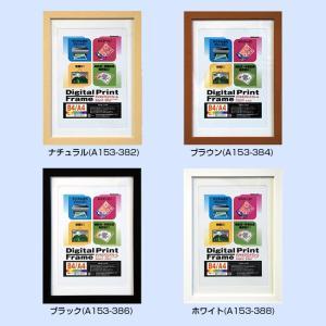 受発注品 ナカバヤシ デジタルプリントフレーム B4/A4判 フ-DPW-B4|y-sharaku