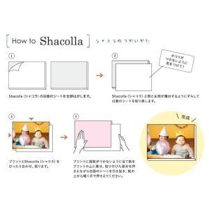 シャコラ(shacolla) 壁タイプ チェキサイズ 単品 富士フィルム|y-sharaku|03