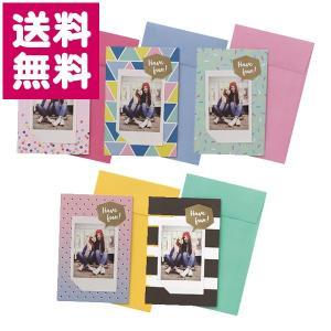 チェキ スタンドカード 富士フイルム 受発注商品 ゆうパケット便 送料無料 y-sharaku