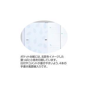 ポケットアルバム L判3段 246枚収納 クラウド FINN-7765-67 フィンダッシュ セキセイ 受発注商品|y-sharaku|03