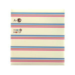 フエルアルバム Lサイズ 20L 白フリー台紙20枚 アラモードモチーフ 20L-93 ナカバヤシ 受発注商品|y-sharaku