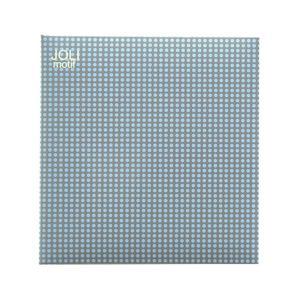 フエルアルバム Lサイズ 20L 白フリー台紙20枚 ジョリモチーフ 20L-94 ナカバヤシ 受発注商品|y-sharaku