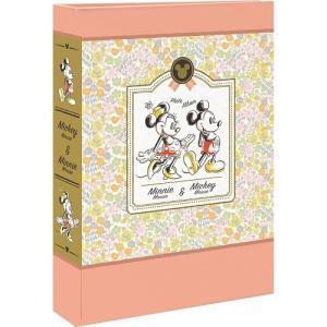 ナカバヤシ ディズニー 1PLポケットアルバム L判3段 180枚収納 ミッキー&ミニー 1PL-1503-1|y-sharaku