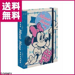 【メール便】ナカバヤシ ディズニー チェキポケットアルバム 20枚収納 ミニーマウス ア-CK-102|y-sharaku