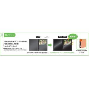 ポケットアルバム 2L判2段 黒台紙 超透明 120枚収納 ブラック CTDP-2L-120-D ナカバヤシ 受発注商品 y-sharaku 03