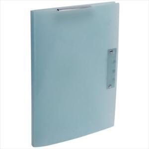 超天才くんファイル2 A4 ブルー CH-6011B ナカバヤシ 受発注商品|y-sharaku