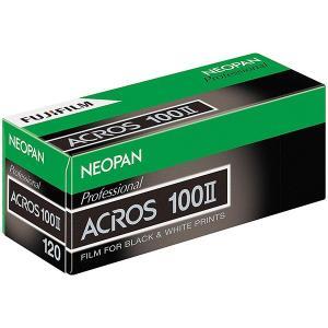 黒白フィルム ネオパン100 ACROSII アクロス2 120 120EX 1 ブローニー 12枚撮り(6×6) 富士フイルム|y-sharaku