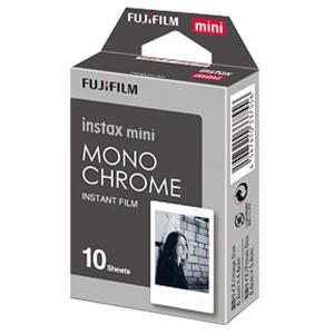 チェキ フィルム instax mini モノク...の商品画像