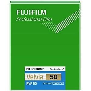 ベルビア50 シートフィルム・4×5 富士フイルム 受発注品 y-sharaku