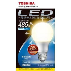 東芝 LED電球 一般電球形 全方向タイプ 一般電球60W相当 電球色(5000K) E26口金 LDA7N-G/60W|y-sharaku