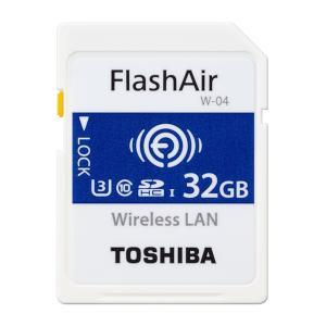 受発注商品 東芝 無線LAN搭載 SDHCメモリカード FlashAir 32GB SD-UWA032G|y-sharaku
