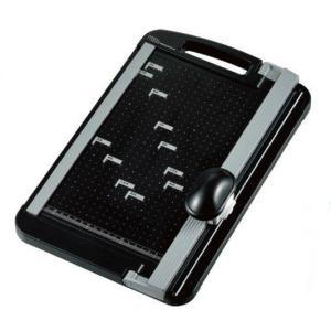 ロータリーカッター A4 ブラック NRC-N2A4D ナカバヤシ 受発注商品 送料無料|y-sharaku