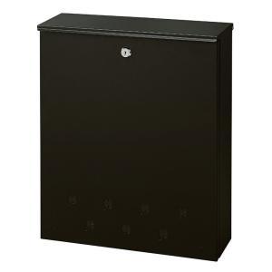 宅配ボックス ポストタイプ ブラウン STB-001-S 120サイズ ナカバヤシ 受発注品|y-sharaku