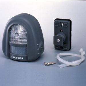屋外でも使える LED足もと安心ライト 電池式 ASL-3403|y-sharaku