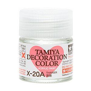 タミヤ デコレーションカラー X-20A溶剤 (デコレーションシリーズ) y-sofmap