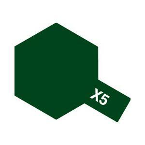 タミヤ タミヤカラー アクリルミニX5グリーン (光沢) y-sofmap
