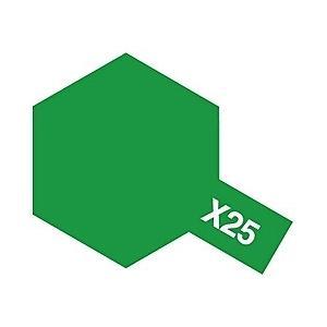 タミヤ タミヤカラー アクリルミニX25クリヤーグリーン (光沢) y-sofmap