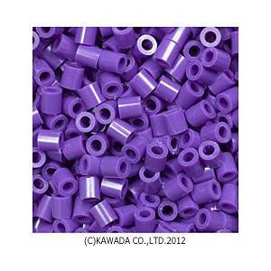 カワダ パーラービーズ 単色 紫 5007