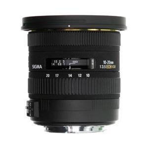 シグマ カメラレンズ 10-20mm F3.5 EX DC HSM【ニコンFマウント(APS-C用)】|y-sofmap
