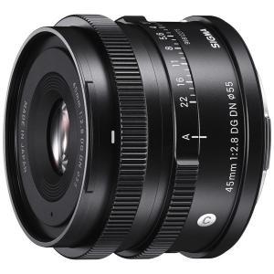 常用単焦点レンズにふさわしい性能とサイズのベストバランスを追求。Contemporaryラインのフル...