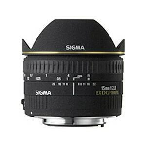 シグマ 15mm F2.8 EX DG DIAGONAL FISHEYE [キヤノンEFマウント] 対角線魚眼レンズ|y-sofmap