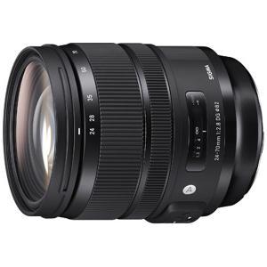 シグマ カメラレンズ 24-70mm F2.8 DG OS HSM Art【シグママウント】