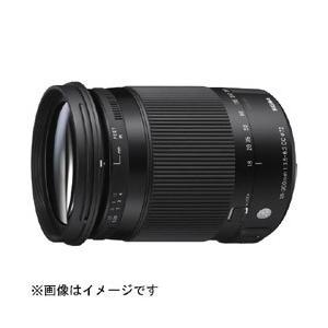 シグマ カメラレンズ 18-300mm F3.5-6.3 DC MACRO OS HSM【キヤノンE...