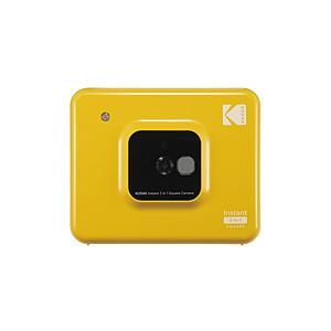 Kodak(コダック) インスタントカメラスクエアプリンター イエロー C300YE