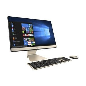 ASUS(エイスース) Vivo AiO 21.5型デスクトップパソコン Core i5 メモリ8GB SSD128GB+HDD1TB MX110 Windows10 ブラック V222UBK-I5MX110 (V222UBKI5MX110)|y-sofmap