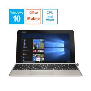 ASUS(エイスース) TransBook Mini 10.1型ノートパソコン Atom x5 メモリ4GB eMMC128GB Windows10 スレートグレー T103HAF-128SGR (T103HAF128SGR)|y-sofmap