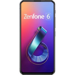 ASUS ZenFone 6 ミッドナイトブラック「ZS630KL-BK128S6」 6.4型 6GB/128GB nanoSIMx2 SIMフリースマートフォン y-sofmap 02