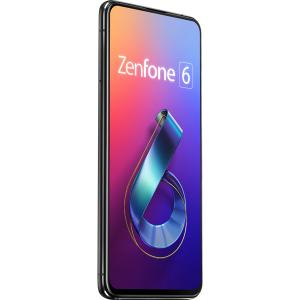 ASUS ZenFone 6 ミッドナイトブラック「ZS630KL-BK128S6」 6.4型 6GB/128GB nanoSIMx2 SIMフリースマートフォン y-sofmap 04