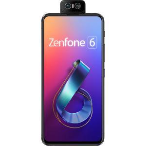 ASUS ZenFone 6 ミッドナイトブラック「ZS630KL-BK128S6」 6.4型 6GB/128GB nanoSIMx2 SIMフリースマートフォン y-sofmap 05
