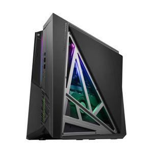 ASUS(エイスース) ROG HURACAN G21CX-I9R2080 アイアングレー ゲーミングデスクトップパソコン Core i9 メモリ32GB SSD512GB+HDD2TB RTX2080 Windows10 y-sofmap