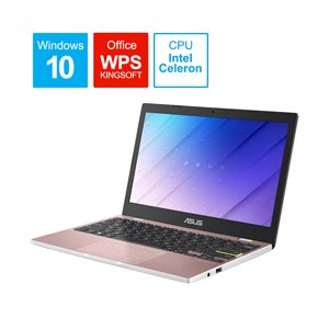 ASUS(エイスース) ノートパソコン  ローズピンク E210MA-GJ002P [11.6型 /...