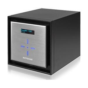 ReadyNAS 524Xは、先進的なファイルシステムBtrfs(バターFS)を採用したReadyN...