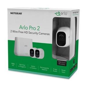 Arlo[アーロ] Aro Pro2 VMS4230P-100JPS[ベースステーション+カメラ2台...