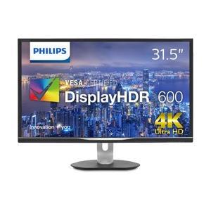フィリップス 328P6VUBREB/11(31.5型液晶モニター・ディスプレイ 4K/HDR対応)...