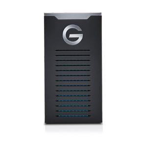 堅牢なG-DRIVE mobile SSD R-Seriesは、最大560MB/sの転送速度と後方互...