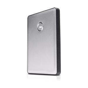 スタイリッシュでポータブルな大容量2TB Mac 対応ストレージ