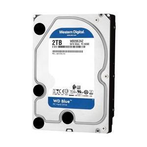 WesternDigital(ウエスタンデジタル) WD Blue WD20EZAZ-RT バルク品 (3.5インチ/2TB/SATA)|y-sofmap