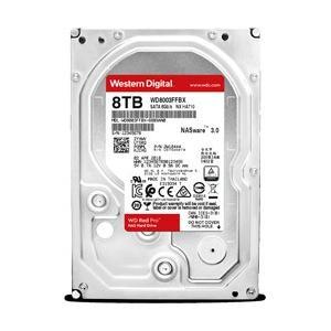 WesternDigital(ウエスタンデジタル) WD Red Pro WD8003FFBX バル...