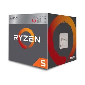 AMD Ryzen 5 2400G BOX品