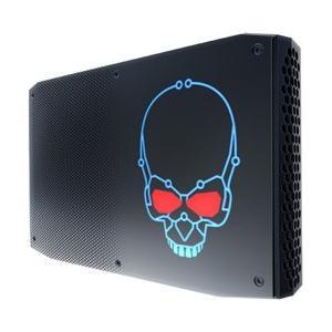 intel(インテル) NUC8I7HNK (Core i7-8705G/Radeon RX Vega M GL搭載)