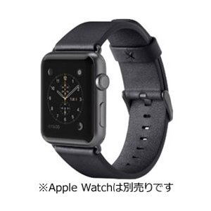 Belkin Classic Leather Band for Apple Watch 42mm Black F8W732btC00|y-sofmap