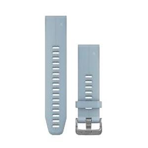 GARMIN(ガーミン) QuickFitR 20mm Line Seafoam blue 010-12739-63|y-sofmap